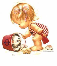 Dibujos e imagines infantiles para lo que querais | Aprender manualidades es facilisimo.com.  * Ruth Morehead