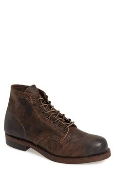 Men's Frye 'Prison' Leather Boot