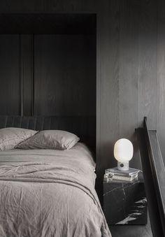 Moody, minimal interior inspo | #connox #beunique