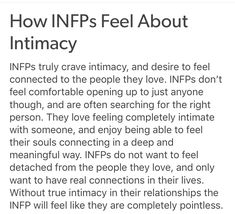 New Quotes Love Truths Infp Ideas Infp Personality Traits, Myers Briggs Personality Types, Infp Relationships, Infj Infp, Love Truths, New Quotes, Funny Quotes, Faith Quotes, Feelings
