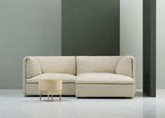 RETREAT Sofa system, Fogia. Year Completed: 2015 Design: Monica Förster Design Studio Creative Director: Monica Förster Team: Riccardo Paccaloni