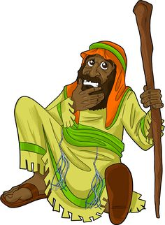 The prophet Jonah.