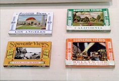 Souvenirs: Tokens of Travel @sfomuseum