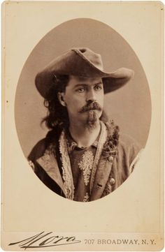 "William F. ""Buffalo Bill"" Cody: A Striking"