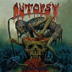 Autopsy – Skull Grinder (2015) » download by NewAlbumReleases.net