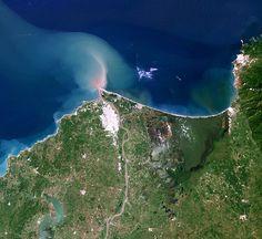 Delta del río Magdalena - Barranquilla