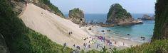 Sand Ski Hill and Secret Cave in Shimoda, Toji Beach Ski Hill, Minami, Izu, Visit Japan, Adventure Awaits, Japan Travel, Cave, Sunrise, Beach