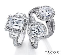 Tacori Engagement Rings - @Richter & Phillips Jewelers   www.richterphillips.com