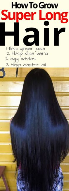 Grow super long hair this diy hair mask that will speed up hair  growth, to give you the super long hair you deserve. We've use this hair mask for a month and our hair has grown 1 1/2 inches. Hair naturally grow, half an inch per month, if not less, so for us this is a game changer.
