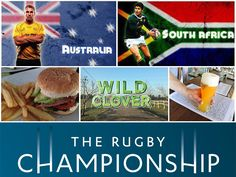 Join for the massive day of Rugby ahead of us – South Africa vs Australia kicks off at 12:05. Delicious food, Craft beer and excellent hospitality in a unique setting.