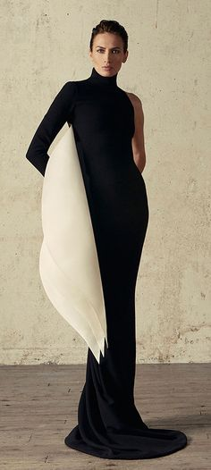 Paris Haute Couture Fashion Week: Stephane Rolland Fall/Winter '16