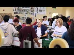 Having a Good TIme at Operation Gratitude,  6-16-2012