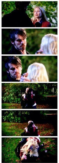 Once Upon A Time Captain Swan