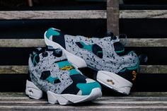 "Reebok Insta Pump Fury ""Splatter"" - EU Kicks: Sneaker Magazine"