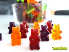 Une des recettes les plus populaires du blogue est sans contredit celle des Jujubes Maison À La Compote De Pomme de Maude. Mais lorsque j'ai vu ces petits moules en forme d'ourson, je me devais de vous les partager. Ces moules sont juste parfaits pour faire de délicieux petits oursons en gelée à la maison, facilement et […]