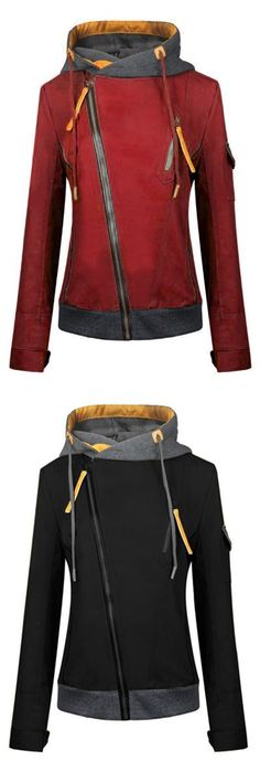 fashion Trends This is the jacket we've been dreaming about (so, naturally, we had to make it). Discover more at FIREVOGUE.COM fashion Trends Winter Outfits, Casual Outfits, Cute Outfits, Mode Style, Style Me, Looks Cool, Autumn Winter Fashion, Hooded Jacket, What To Wear