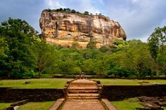 Tipped to be one of the island nation's most culturally rich precincts, Sigiriya is synonymous with the UNESCO World Heritage Site.