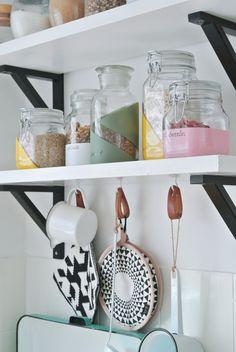 My Attic: DIY Storage Jars