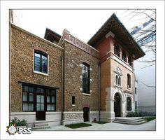 Villa Weber (1884) 11, rue Erlanger Paris 75016. Architecte : Paul Sédille.