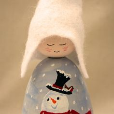 Cornish Pixie Elf  Frosty by CornishDragon on Etsy