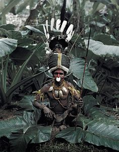 Before They Pass Away: Photos of Remote Tribes by Jimmy Nelson | Inspiration Grid | Design Inspiration
