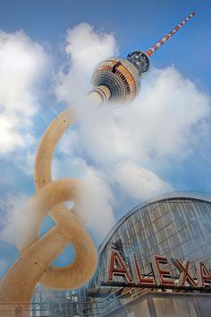 Knotenpunkt Alexanderplatz