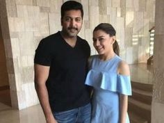 Jayam Ravi and Hansika Motwani had their blast of celebration through consecutive hits like 'Engeyum Kadhal' and 'Romeo Juliet'. With their onscreen chemistry much talked about, they are back together to complete the hat-trick spell through t...