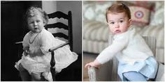 Princess Charlotte looks just like her great-grandmother Queen Elizabeth II in these cute pictures. Childhood photos of Princess Elizabeth show she shares a family resemblance with Kate Middleton's daughter. Prince William And Kate, William Kate, Kate Middleton Daughter, Royal Family Pictures, Childhood Photos, Isabel Ii, Queen Elizabeth Ii, Mini Me, British Royals