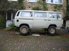 Limey the Syncro 16 2.5TDi Westy. 330mm Brakes!! - The Brick-yard - Page 3