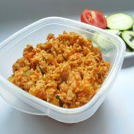 Rizoto s cuketou a rajčaty recept - Vareni.cz Fried Rice, Macaroni And Cheese, Fries, Cooking, Ethnic Recipes, Food, Fitness, Inspiration, Essen