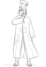 Resultado De Imagen Para Naruto Dibujos Para Colorear