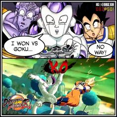 He finally did it! Now its vegetas turn! Yeah how impressed ginyu is! A dbz.go Original please give credit if reposted thanks Follow: @dbz.go for more hot content! stay saiyan! Your Opinion Is Important: Leave A Comment