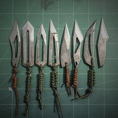 Knives on Behance