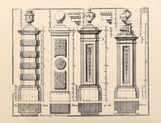 Designs for piers