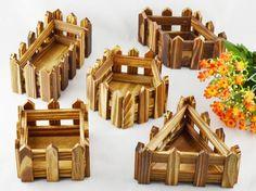 venta de accesorios en miniaturas para mini macetas - Buscar con Google