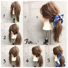 Easy Hairstyles For Girls That You Can Create in Minutes! Headband Hairstyles, Easy Hairstyles, Girl Hairstyles, Baddie Hairstyles, Elegant Hairstyles, Indian Hairstyles, Summer Hairstyles, Medium Hair Styles, Curly Hair Styles