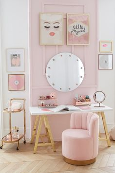 Retro home decor - Simply Impressive notes. retro home decor ideas smashing example number 6198081923 posted on this day 20190219 Cute Bedroom Ideas, Cute Room Decor, Girl Bedroom Designs, Gold Bedroom, Home Decor Bedroom, Aesthetic Room Decor, Retro Home Decor, My New Room, Girl Room