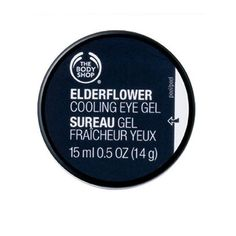 Refresh tired eyes with Elderflower Cooling Eye Gel