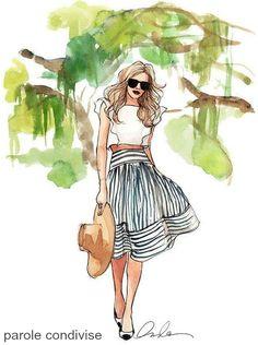 Col tempo capisci che non conta la taglia del vestito che indossi,  ma quella del cervello che ti porti a spasso.