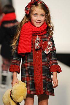Moda Super Fashion: Colección Elisa Menuts - Invierno Otoño 2012 - 2013