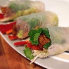 DIY Dinner : Vietnamese Paper Rolls