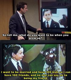 This sticks out as the most cringe worthy episode I ever saw. It painted a picture of why Michael turned out like he did. This made me sad.