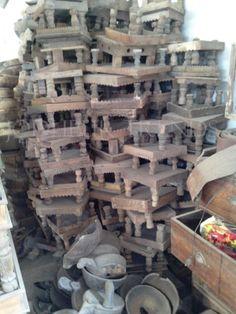 www.jodhpurtrends.com antique indian bajot