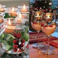 Mais ideias simples para o Natal