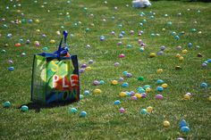 Stapleton Denver's Egg Scramble is always an Easter event to remember. How can you go wrong with a basket full of goodie-stuffed eggs?