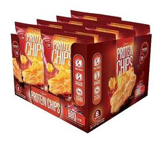 Quest Protein Chips 8 Bags (BBQ) - $20.99 Tired of gross tasting protein powders and smelly shaker bottles? Than look no further! The beautiful people over at Quest just came out with protein chips that contain about 22 grams per bag! There isn't any fat and hardly any carbs! https://www.amazon.com/Quest-Nutrition-Protein-Chips-1-125oz/dp/B00OJ9FEAE/ref=as_sl_pc_qf_sp_asin_til?tag=supgregif07-20&linkCode=w00&linkId=AB25IDIDBQXMEV33&creativeASIN=B00OJ9FEAE www.supergreatgifts.com