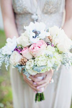 Gorgeous bridal bouquet / Flora + Fauna Photography