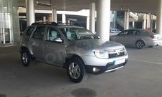 DUSTER DUSTER LAUREATE 1.5 DCI 110 EURO5 2012 Dacia Duster DUSTER LAUREATE 1.5 DCI 110 EURO5