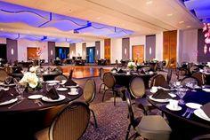 Aloft Mount Laurel Blue Ballroom
