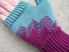 Deco Gloves and Fingerless Mitts PDF by FingertipsPatterns on Etsy